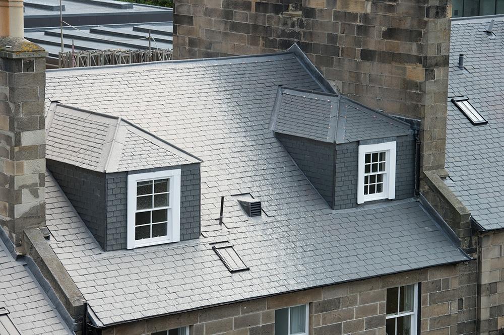 University Of Edinburgh Corstorphine Roofing Amp Building