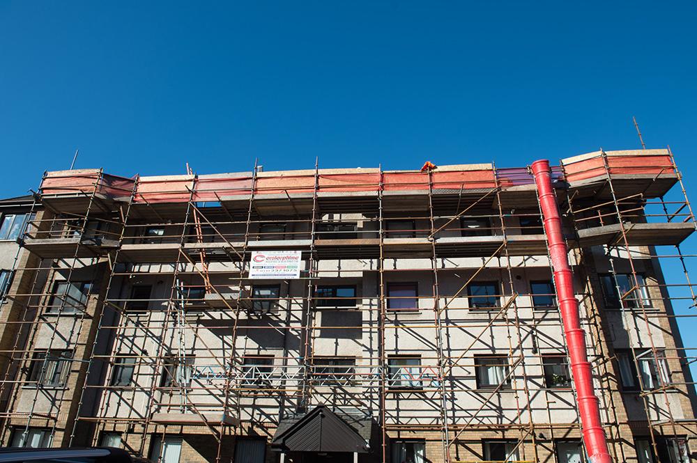 Halmyre Street Corstorphine Roofing Amp Building