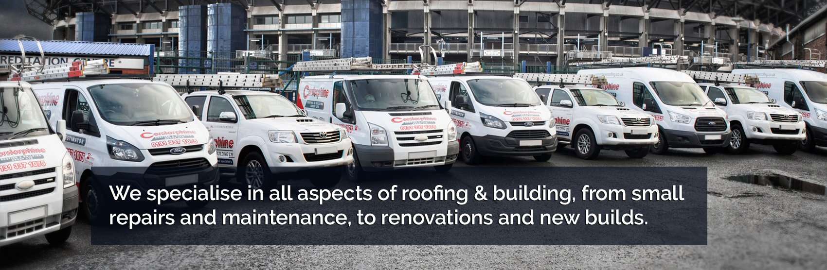 corstorphine roofing & building