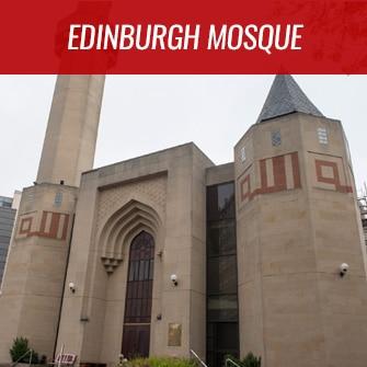 edinburgh mosque