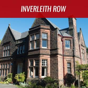 inverleith row