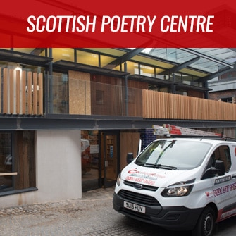 scottish poetry centre